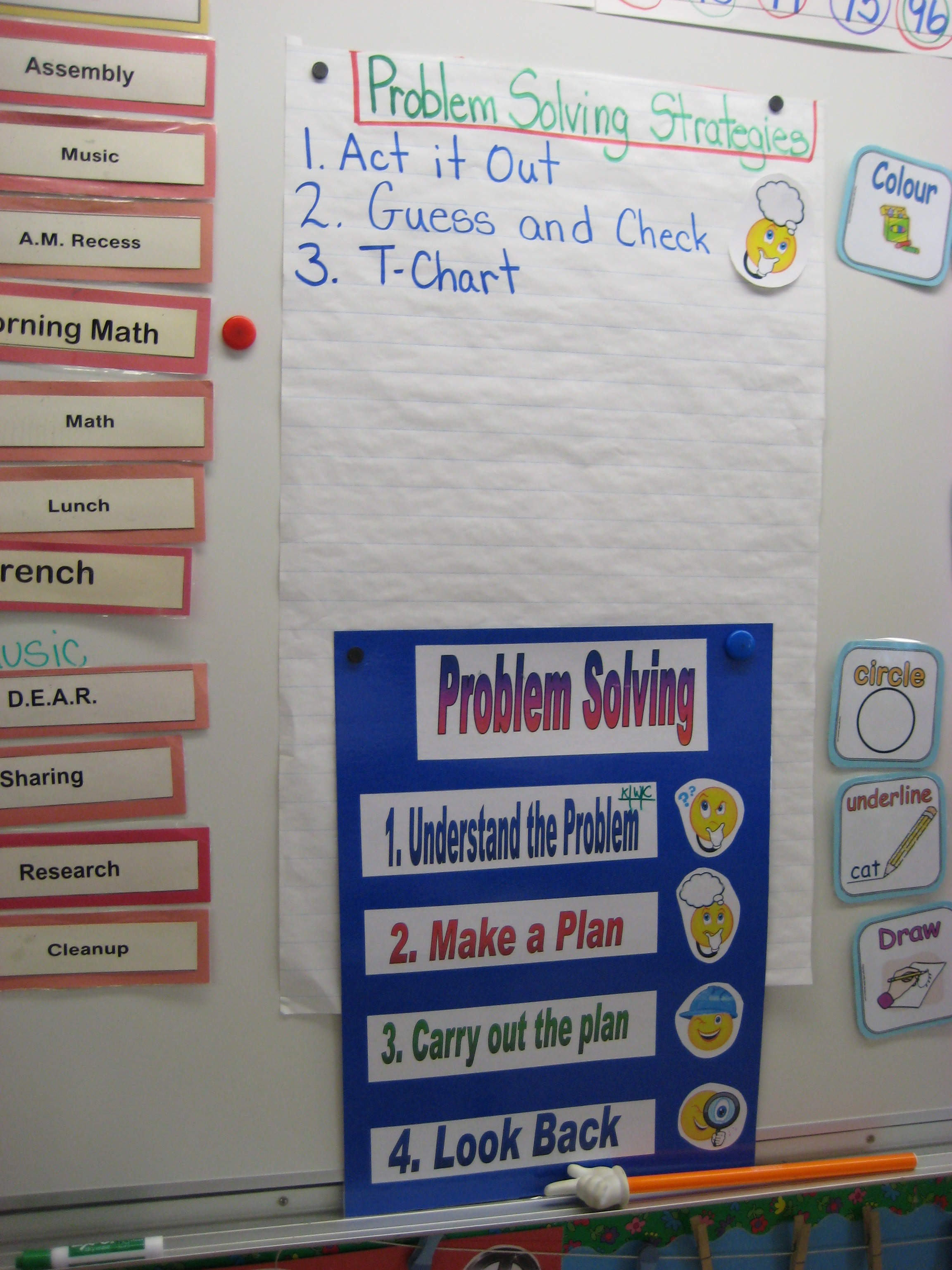 Why Math Walls Learning Out Loud