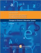 Ontario Evaluation