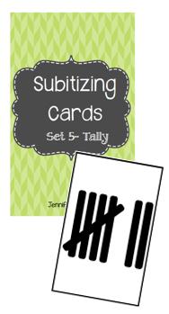 Subitizing Tally