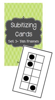 Subitizing Ten Frames